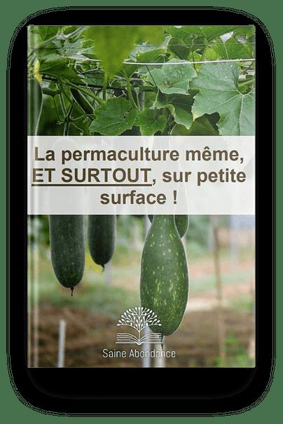 La permaculture sur petite surface