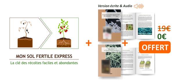 Cadeaux sol fertile express