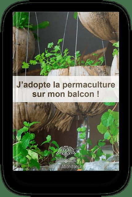 La permaculture sur mon balcon