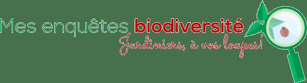 Logo de la revue permacole mes enquêtes biodiversités